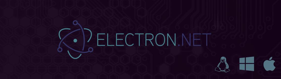Electron.NET – Erstelle eine minimale MusicPlayer App mit ASP.NET Core 2 für den Desktop